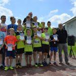 Powiatowe Igrzyska Dzieci wtrójboju lekkoatletycznym