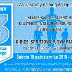 XIII Bieg Uliczny wLipinkach nacałkowicie nowej trasie