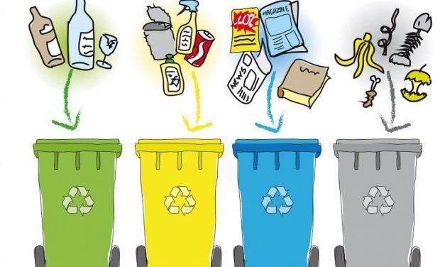 Harmonogram zbiórki śmieci na2021 rok. Powraca dzień dla odpadów wielkogabarytowych!