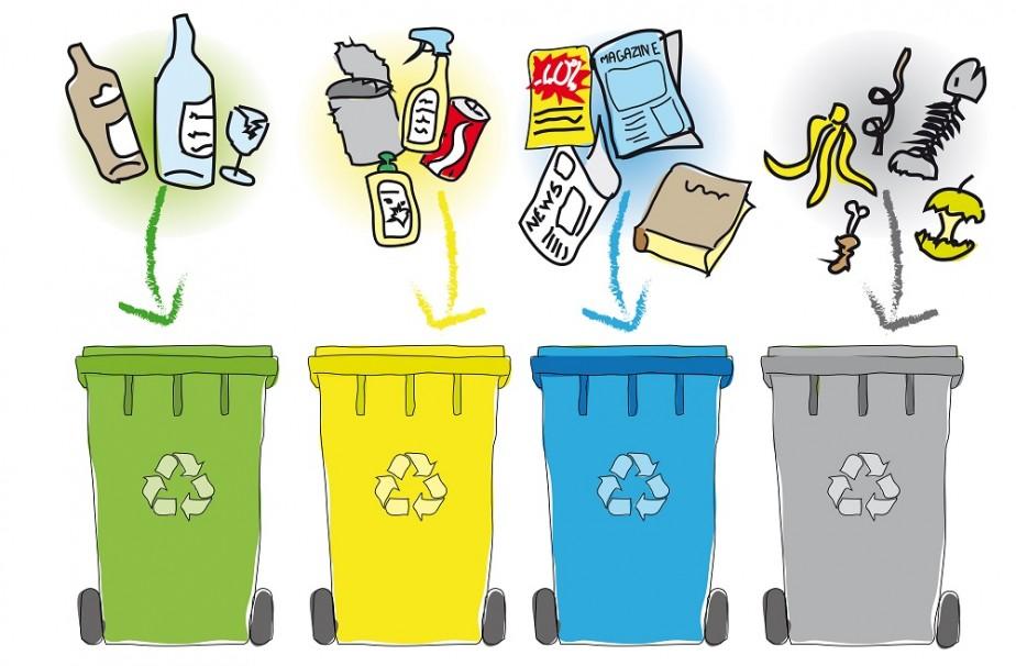 Gmina Lipinki zapowiada kontrole segregacji śmieci