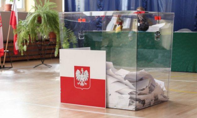 Znamy frekwencję wyborczą wgminie Lipinki nagodz.12.00