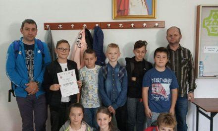 Szachiści zLipinek wicemistrzami powiatu gorlickiego