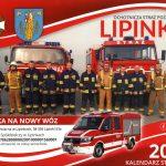 OSP Lipinki nieporzuca marzeń onowym samochodzie ratowniczo-gaśniczym