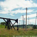 Krajobrazy naftowe Krygu iLipinek, czyli świat, któryodchodzi wniepamięć…