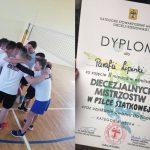 Udany występ drużyny KSM Lipinki wDiecezjalnych Mistrzostwach wPiłce Siatkowej