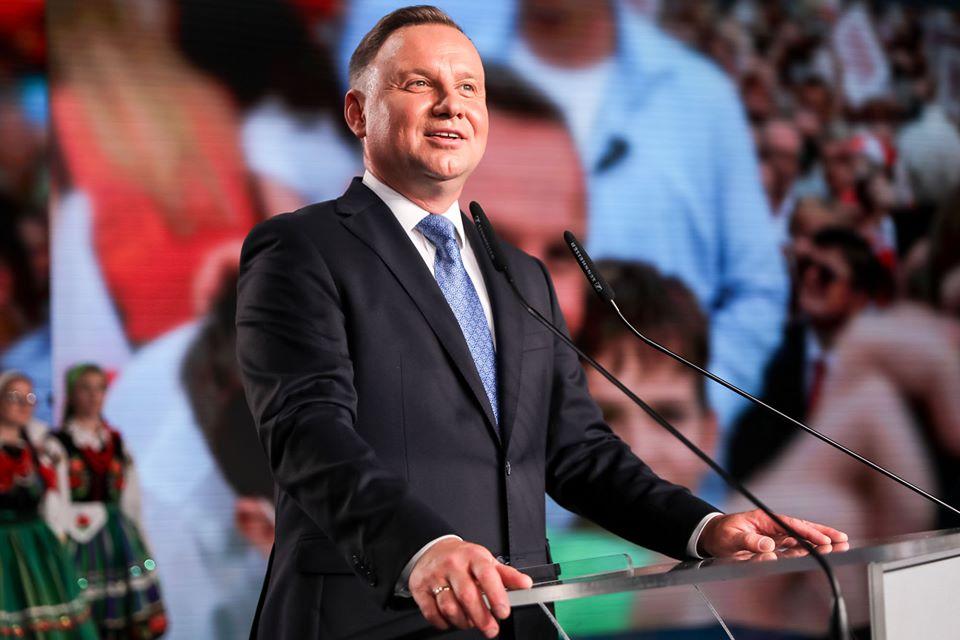Prezydent Andrzej Duda zwycięża wII turze. Jak głosowali mieszkańcy gminy Lipinki?