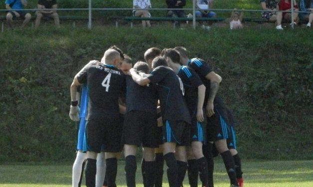 LKS Wójtowa liderem tabeli piłkarskiej Aklasy!