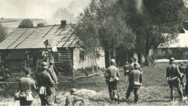 Masakra wewsi Rozdziele 7 września 1939 roku