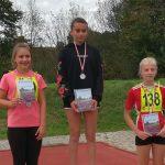 Lekkoatletki SP Lipinki przywiozły zBobowej pięć medali!