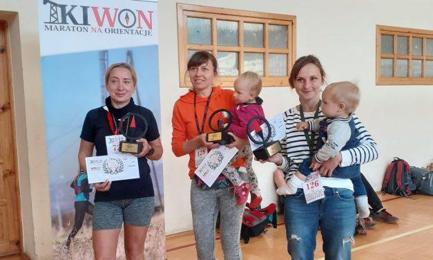 IV Maraton naOrientację KIWON zanami. Sensacyjne zwycięstwo dwóch mieszkanek Wójtowej natrasie 20km!