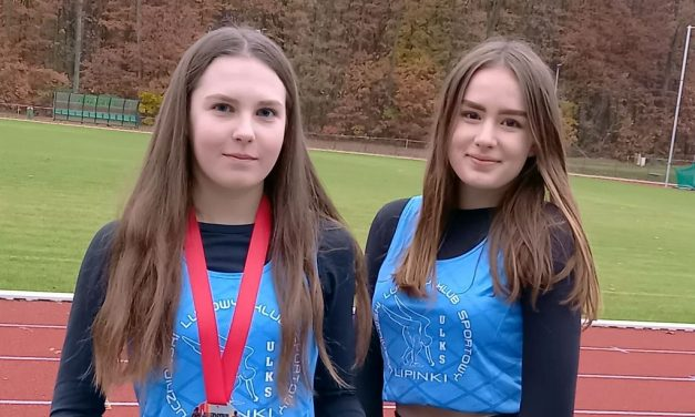 Srebrny medal Kornelii Kmiecik wbiegach przełajowych wKolbuszowej