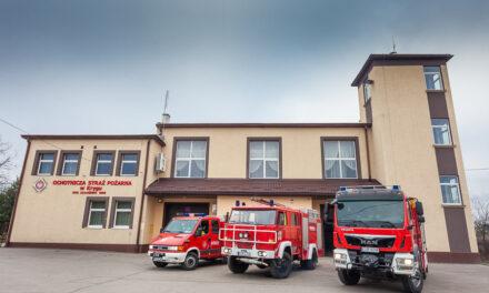 OSP Kryg: Wprzyszły weekend akcja roznoszenia strażackich kalendarzy!