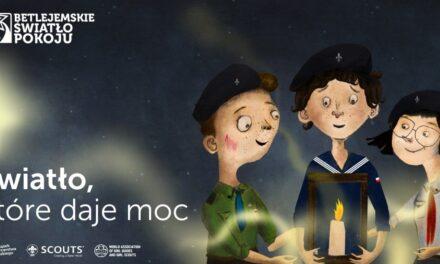 Sanktuarium wLipinkach: Wwigilijny poranek zabierz Betlejemskie Światło Pokoju dodomu!