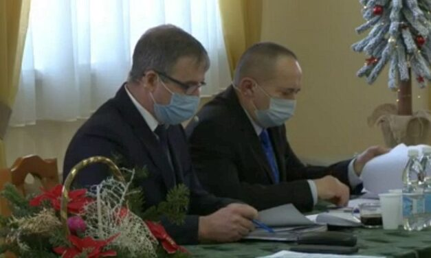 Gmina Lipinki ma budżet na2021 rok! Wodociągi istołówka wLipinkach zdominowały dyskusję…