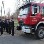 Galeria fotografii: Poświęcenie wozu strażackiego wWójtowej