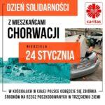 WDzień Solidarności zChorwacją zbiórki wnaszych kościołach