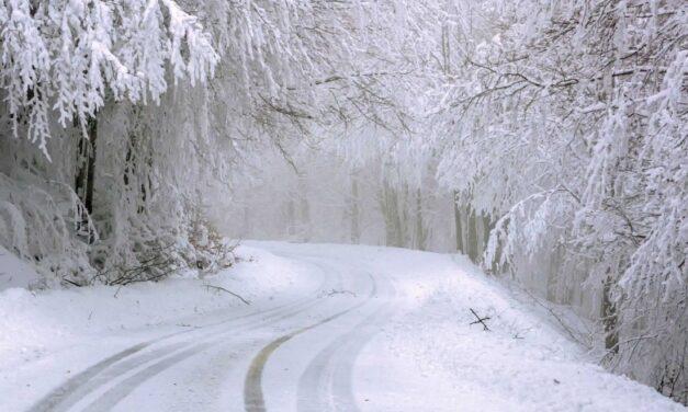 Wnajbliższych dniach spodziewajmy się obfitych opadów śniegu isolidnego mrozu