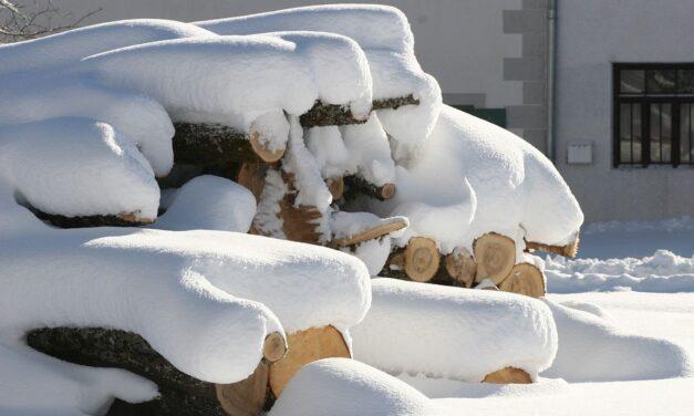 IMGW wydało ostrzeżenie II stopnia przedintensywnymi opadami śniegu!