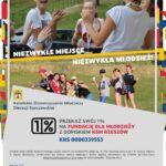 Katolickie Stowarzyszenie Młodzieży Diecezji Rzeszowskiej prosi o1% zTwojegopodatku!