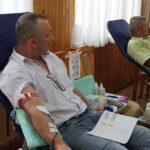 Niedzielna akcja krwiodawstwa wLipinkach bezfajerwerków
