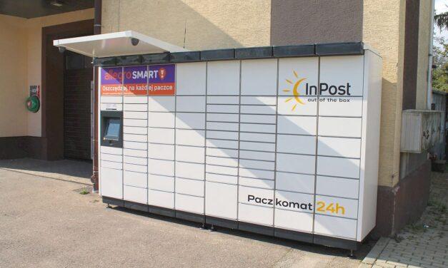 Wgminie Lipinki stanął kolejny paczkomat InPost