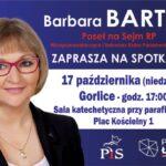 Polski Ład. Spotkanie zPoseł Barbarą Bartuś